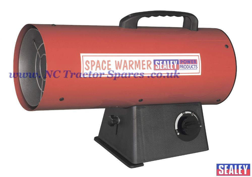 Space Warmer Propane Heater 33,000-55,000Btu/hr